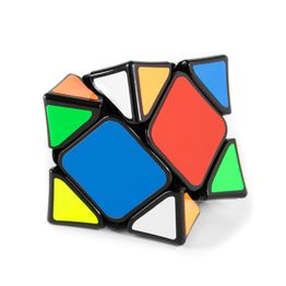 Cubo mágico Skewb cubo mágico magnético, Wingy Skewb de QiYi