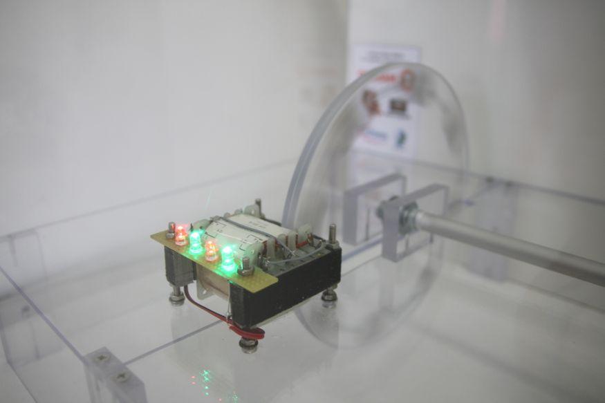 rote und grüne LEDs gemeinsam