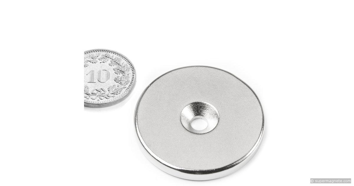 scheibenmagnet 34 mm h he 4 mm neodym magnete. Black Bedroom Furniture Sets. Home Design Ideas