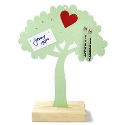 MB-15, Magnettafel Baum, mit Standfuss aus Holz