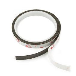 NMT-10-STIC/01m, Magneettape neodymium 10 mm, zelfklevend magneetband, extra-sterke houdkracht, rol à 1 m