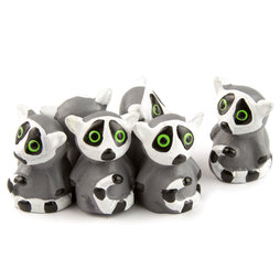 LIV-89, Lemure, starke Kühlschrankmagnete, 6er-Set