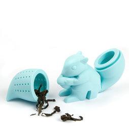 M-71, Boule à thé écureuil, passe-thé en silicone, non magnétique!