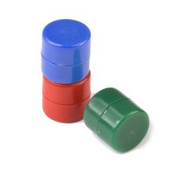 Scheibenmagnete mit Kunststoffhülle