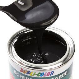 M-BP-750/black, Schoolbordverf L 750 ml, voor een oppervlakte van 6 m², zwart, niet magnetisch!