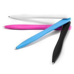 M-PEN/turquoise, Magnet-Kugelschreiber 'Bobino Magnet Pen', hält an jeder Metalloberfläche, türkis