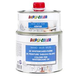 M-WP-500, Vernice per lavagna bianca S 500 ml, per una superficie di 3 m², bianca o trasparente, non magnetica!