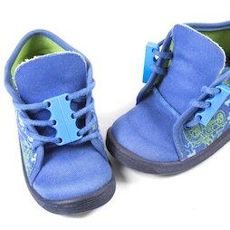 M-ZUB-01, Zubits® S, magnetische Schuhbinder, für Kinder & Senioren, in verschiedenen Farben