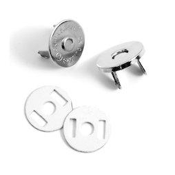 CLA-14, Magneetsluiting tas klein, magnetische knopen, Ø 14.5 mm