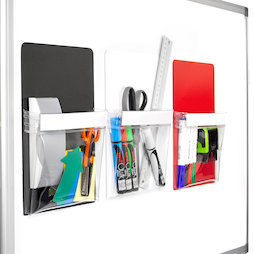 MP-A5, Magneetmap A5, voor kantoor en werkplaats, A5-formaat