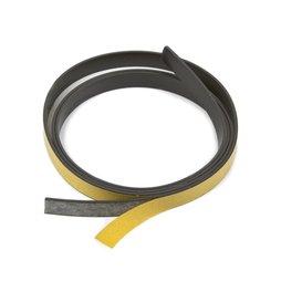 MT-10-STIC, Nastro magnetico adesivo ferrite 10 mm, nastro magnetico autoadesivo, rotoli da 1 m / 5 m / 25 m