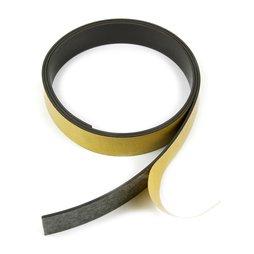 MT-20-STIC, Nastro magnetico adesivo ferrite 20 mm, nastro magnetico autoadesivo, rotoli da 1 m / 5 m / 25 m