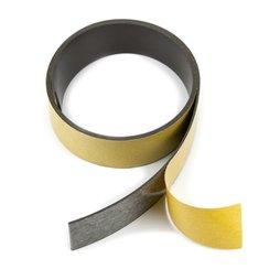 MT-30-STIC, Magnetklebeband Ferrit 30 mm, selbstklebendes Magnetband, Rollen à 1 m / 5 m / 25 m