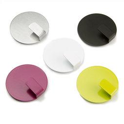 LIV-61, Magnethaken Solid, edle magnetische Haken, 4er-Set