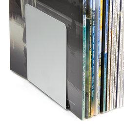 M-BOOK, Serre-livres magnétiques, en métal, lot de 2, dans différentes couleurs