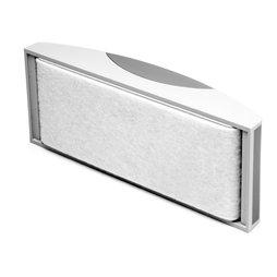 BA-010A, Effaceur magnétique pour tableau blanc, grande capacité d'absorption, non-tissé échangeable