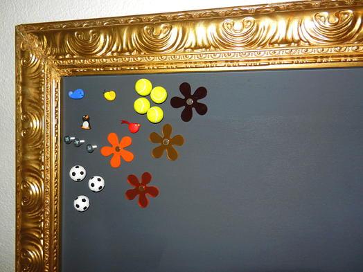 magnet anwendungen magnet bilderrahmen magnetischer bilderrahmen mit magnetfarbe supermagnete. Black Bedroom Furniture Sets. Home Design Ideas